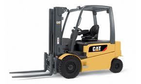 Forklift 5,000lb CAT - Interstate Equipment RentalInterstate